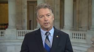 Republican Senator defends Trump, says meeting with Putin a good thing
