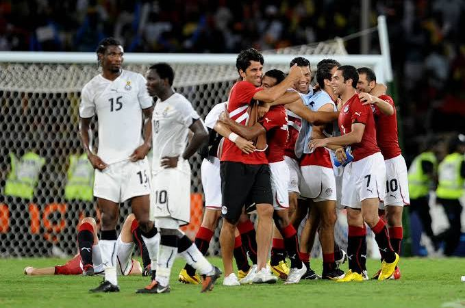 Watch Ghana U23 vs Egypt U23 Live