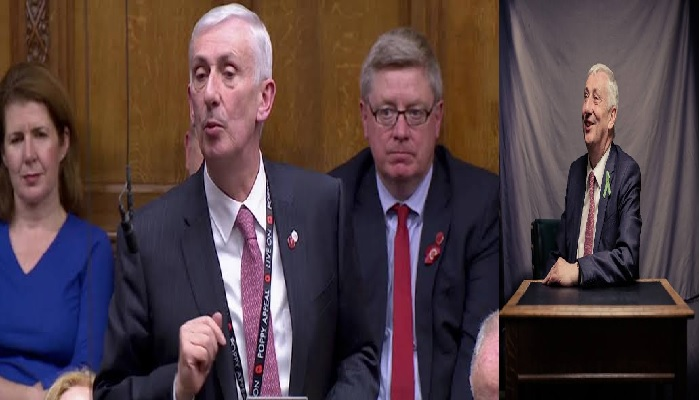 BREAKING: British MPs Appoints Lindsay Hoyle As New Speaker