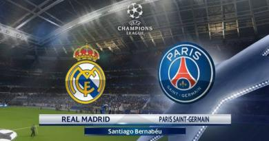 Watch Real Madrid vs Paris SG Live Streaming