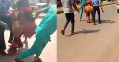 Police Detained Masquerade in Anambra (Video)