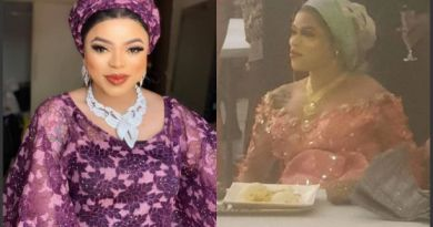 Bobrisky Unedited Pictures at trend Online, Reveals that Bobrisky is a Transgender Woman (Photos)