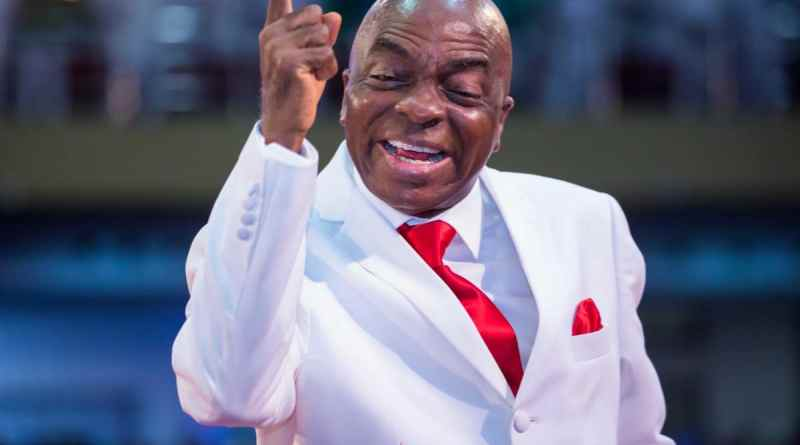 Hate speech bill is a crazy idea says Bishop Oyedepo
