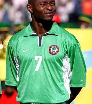NFF set to Employ Finidi and Olofinjana as National Teams Coaches