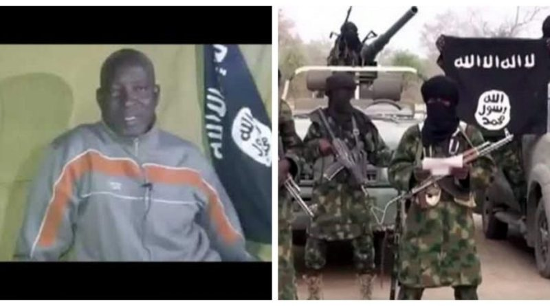 CAN Chairman, Mr Lawan Andimi Kidnapped by Boko Haram Insurgency