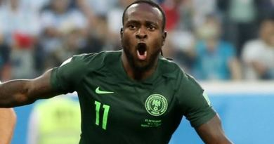 Inter Milan Agreed Terms to Sign Victor Moses On Loan - See Reactions