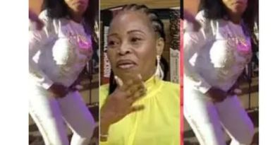 """""""Stop doubting, i'm the person on the video"""" - Tope Alabi reveals why she danced immorally(Photos)"""