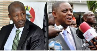 FFK Reacts As EFCC's Chairman Magu Finally Reveals The Causes Of Coronavirus In Nigeria