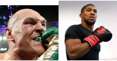 Tyson Fury Send Strong Message To Anthony Joshua Over Wilder Rematch