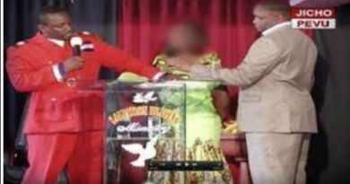 Reasons i touches my members private parts during deliverance - Odumejeje