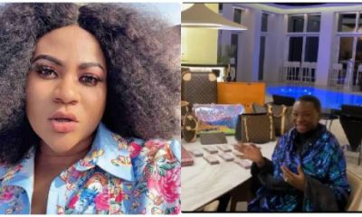 """Nollywood Actress Nkech Blessing Break Silent Says """"I am now single,"""" After Jaruma Help Her Pilot Friend To Get A Wife (Photos)"""
