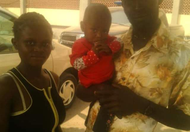 Police arrested a Pastor that sells 7-month-old Baby for N350 000 to found his Church in Lagos