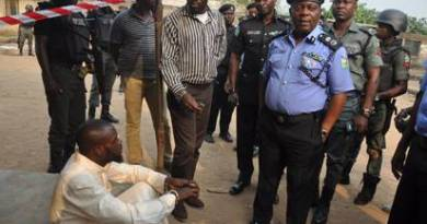 Police Arrested Islamic Leader With Human Body Parts Including A Woman's Privates' In Lagos