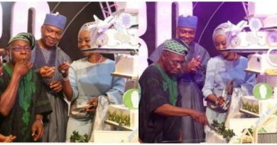 Femi-Fani Kayode Felicitates With Olusegun Obasanjo Ahead Of His 83rd Birthday
