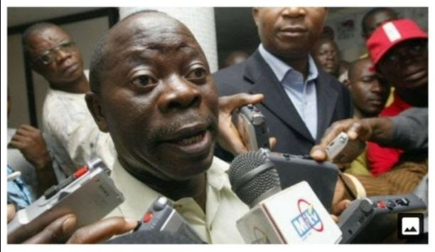 Nigerians react as court sacks Adams Oshiomhole as APC Chairman