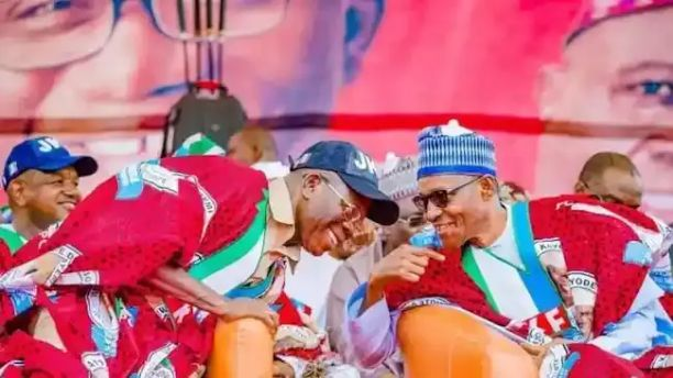 President Buhari Takes Action to end Oshiomhole Crisis in APC