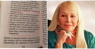 End of Days, Sylvia Browne Predictions and Prophecies about Coronavirus Outbreak