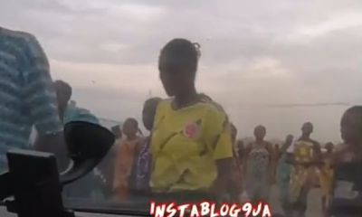 Abeokuta's Women Come Out For Sacrifices To Send Away Coronavirus in Ogun State (Video)