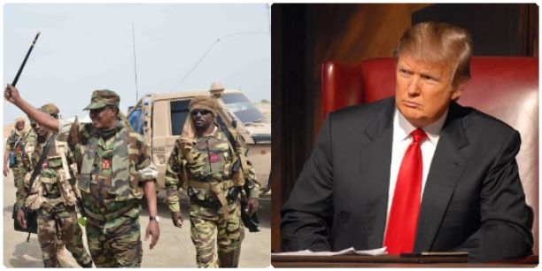 Chadians Troops Gain Full Recognition As Trump Promise To Reward Them