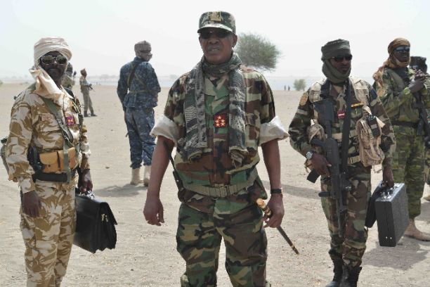 """Chad's troops destroy 90% of Boko Haram"" - Chad's President Idriss Deby"