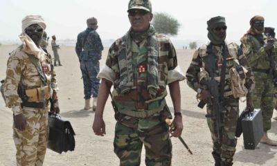 """""""Chad's troops destroy 90% of Boko Haram"""" - Chad's President Idriss Deby"""