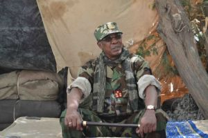 I will not submits the arms and ammunition recovered from Boko Haram to Nigeria - Chad's President Idriss Deby