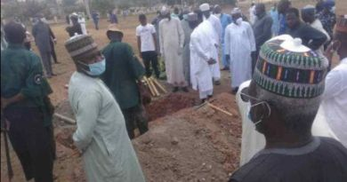 BREAKING: Abba Kyari Finally Lay To Rest (Photos)