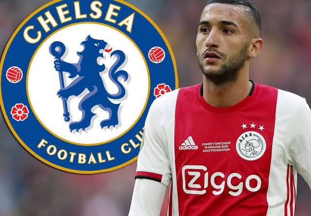 Hakim Ziyech tips Chelsea high against Man United in the FA Cup tie, as he will join Blues this week