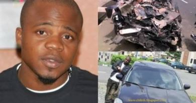 22nd of April, Earthquake hits Nigerian Entertainment Industry As Dagrin Died on Car Accident