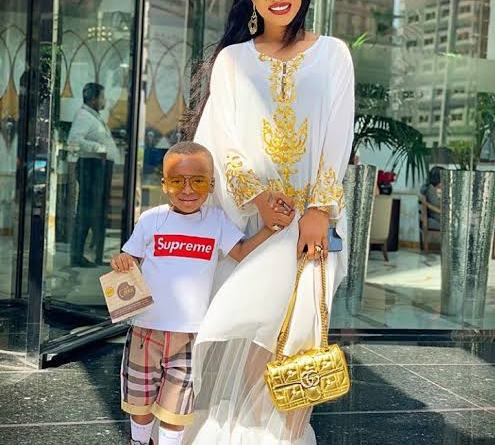 I've been seeing someone for 4 years now, he doesn't come to my house - Tonto Dikeh