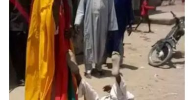 Emir Allegedly Flogs Imam for Defied Lockdown Order and Holding Prayers in Mosque in Bauchi state
