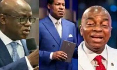 Any pastor that wear face mask in church has denied his faith - Nigerian popular pastor