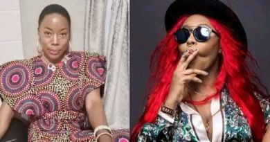 Your pride and nasty attitude contributed to your downfall Cynthia Morgan Ex-manager