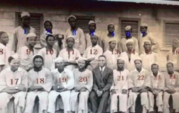 Amazing how a class of 24 students produced 2 presidents, 4 governors and 2 ministers in Nigeria