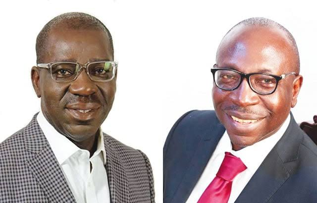 Edo 2020: Ize-Iyamu's APC in early lead as election results flowing in