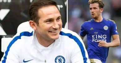Chelsea completed £50million signing of Ben Chilwell from Leicester