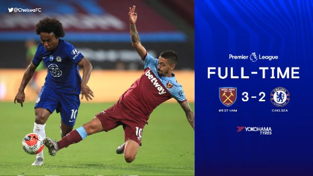 West Ham 3-2 Chelsea: Chelsea fans blast Abraham over poor performance, leads to humiliating defeat at London