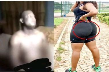 Popular pastor caught panty down with church member (Video)