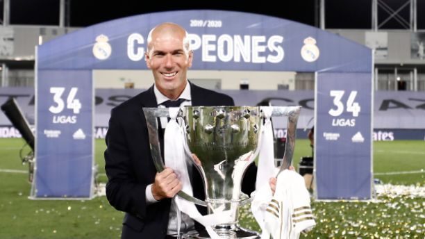 Real Madrid crowned LaLiga Champions for 2019/2020 Season
