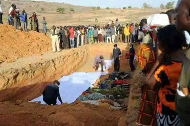 300 Nigerian Christians Massacred By Islamic Jihadists Herdsmen In Kaduna