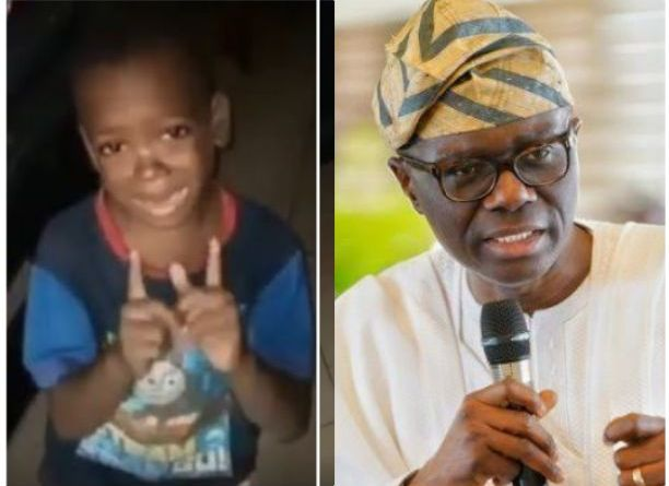 I was moved by his sobriety and I would like to meet the young boy who tell his mother to 'calm down' - Sanwo-Olu