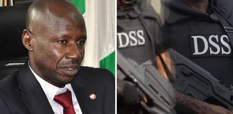 BREAKING: DSS To Arrest EFCC MD, Ibrahim Magu