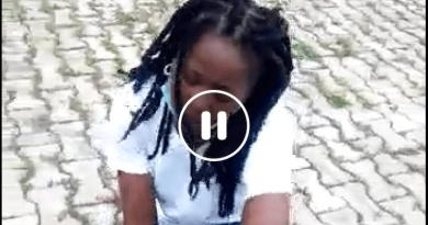 Watch viral video of two police officers molested a lady