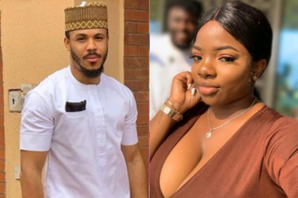 BBNaija: Dorathy shock Ozo with reply, 'I am not going anywhere, you are stuck with me'