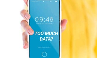 Easy way to stop too much data consumption on Android phone