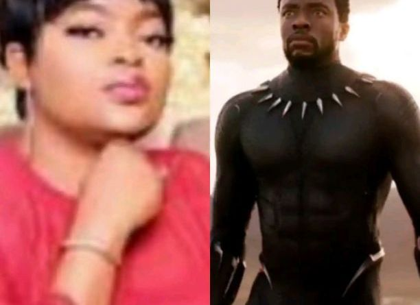 Funke Akindele reacts allegedly to the death of black panther movie star, Chadwick Boseman