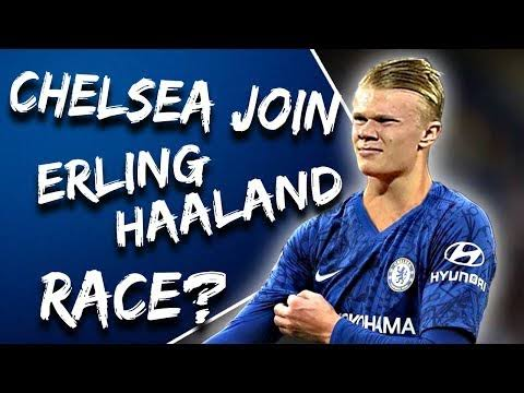 Chelsea's Marina Granovskaia make fresh bid for Erling Haaland