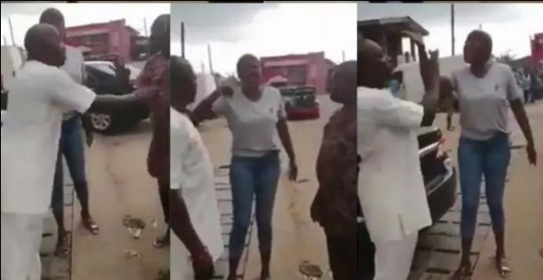 Ruins girl slams a married man for refusing to pay for her services (photos)