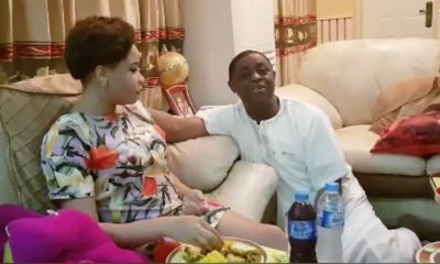 Femi Fani-Kayode separates with his ex-beauty queen wife, Precious Chikwendu