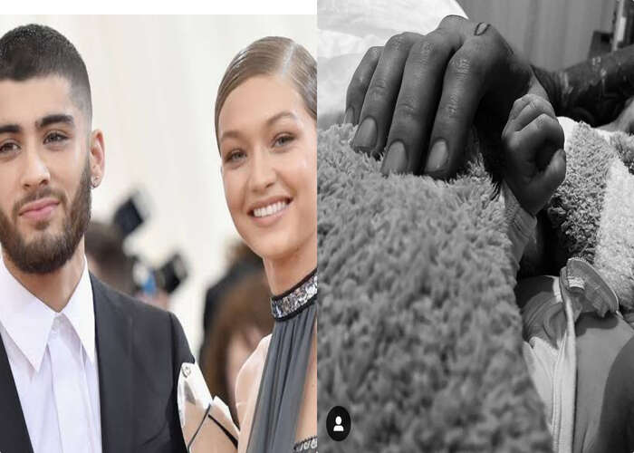 Zayn Malik and Gigi Hadid welcome first child (photos)